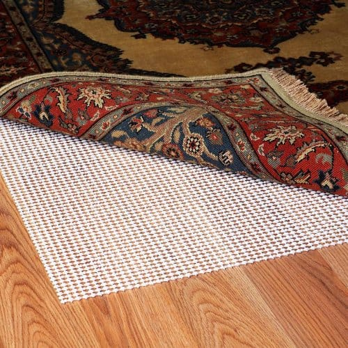 pad under the rug