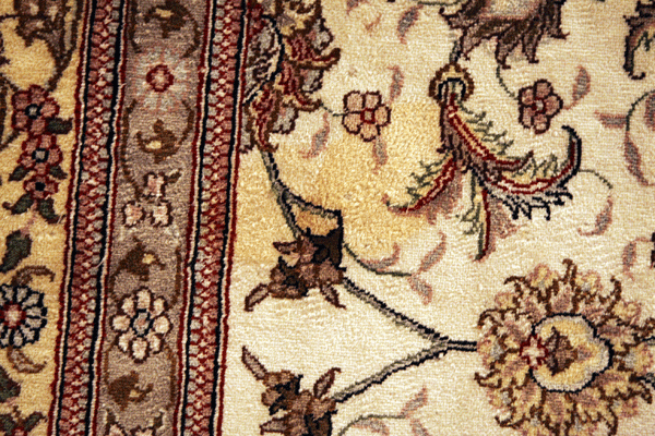 pet urine on woven rugs