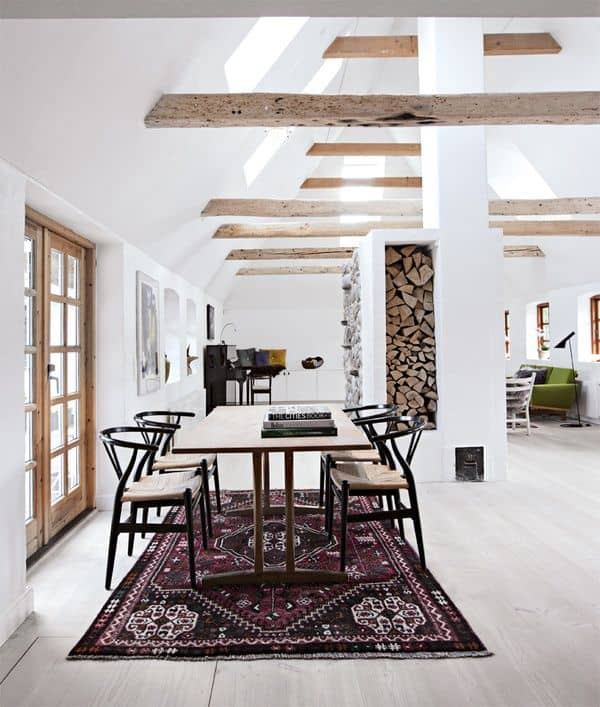 kilim-in-dining-room