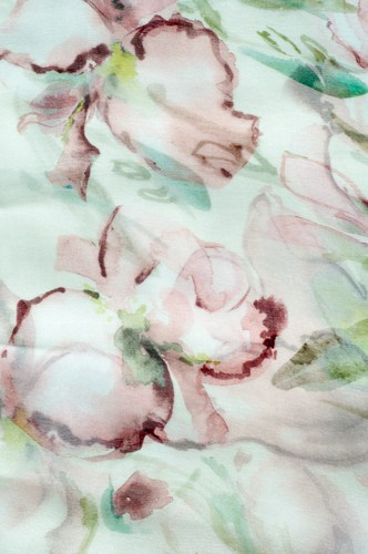 Flowers are not a desired pattern according to rug Fensh Shui. It brings in bad energy