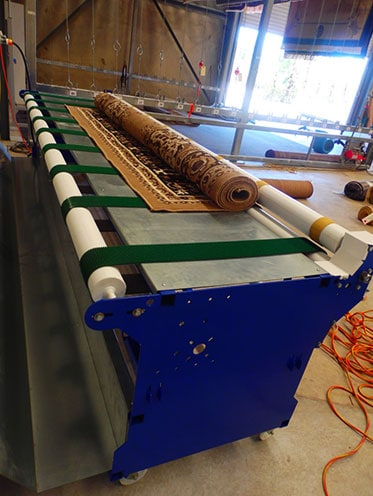 Rug Packing Machines