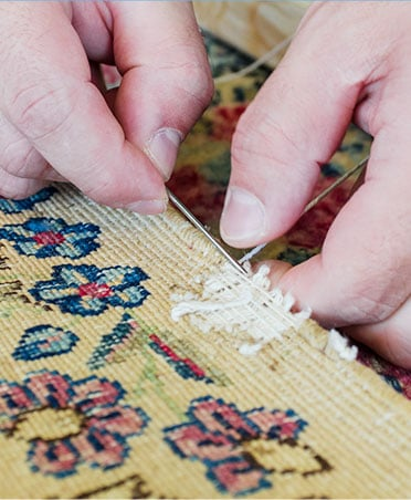 Area Rug Binding Services