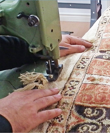 Rug Re-Surging Services
