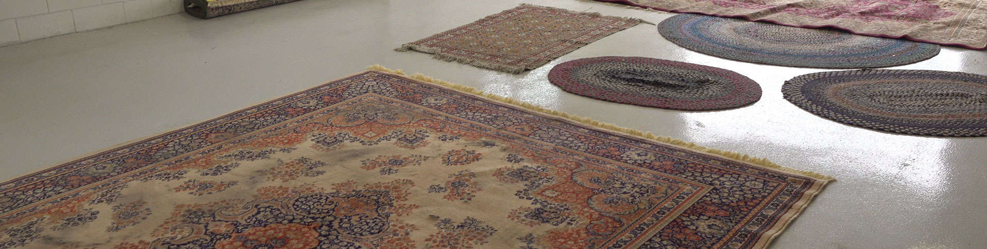 Oriental Rug Pickup and Delivery