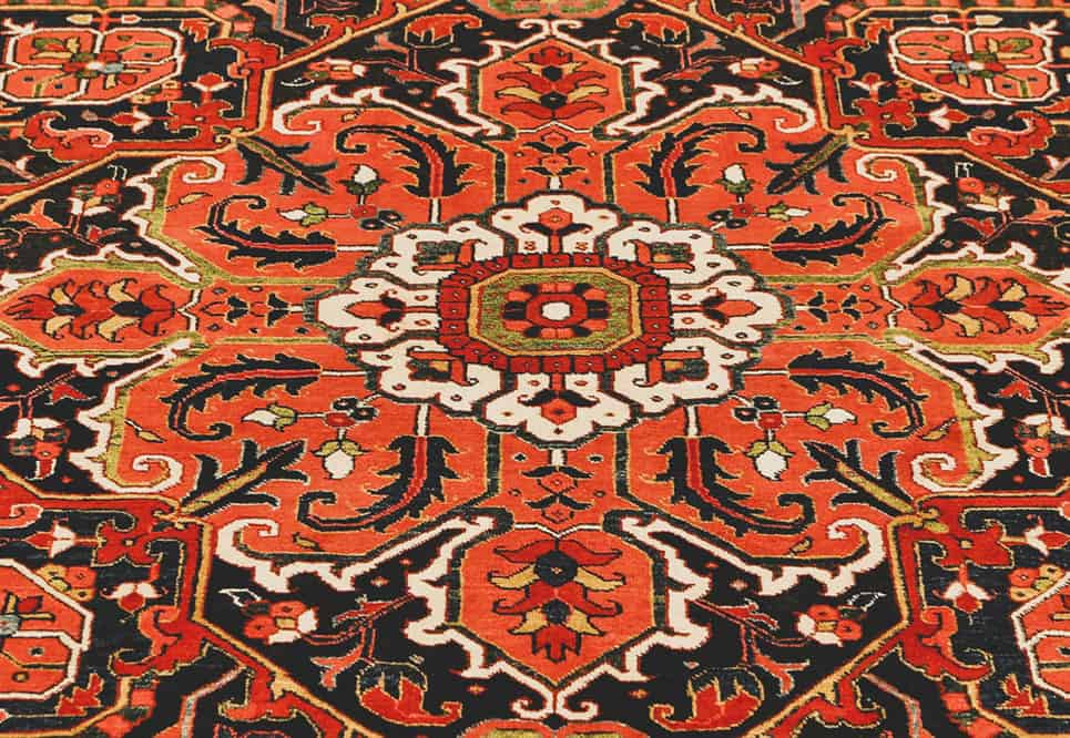 Silk Rug Cleaning Toronto