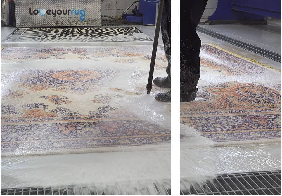 Area Rug Manual Wash Toronto