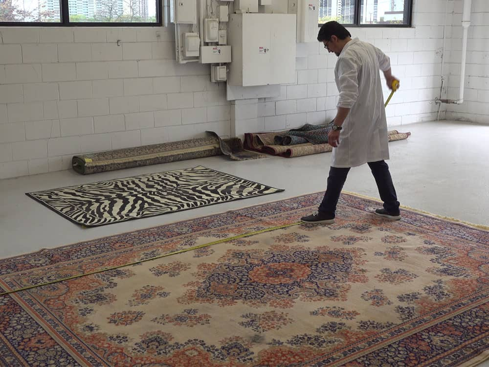 Rug Measurements