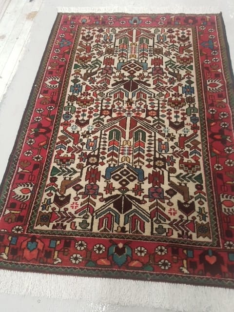Ardabil Persian Area Rug Repair