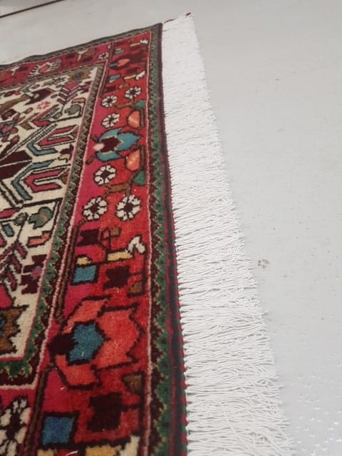 Persian Area Rug Re-Fringing Toronto