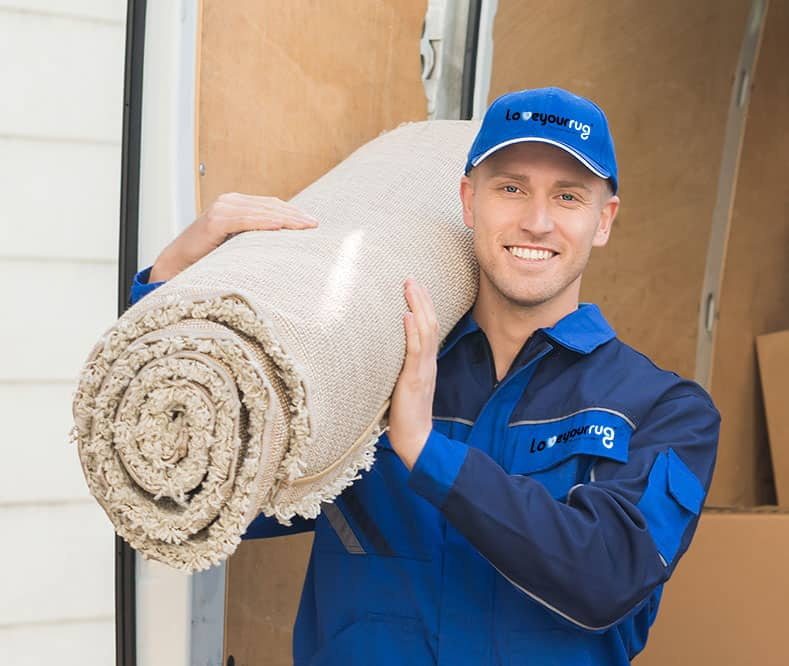 Rug Pickup Delivery Services Toronto East
