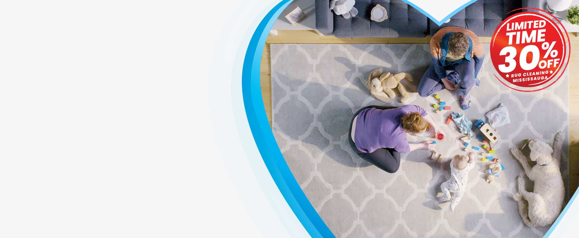 Rug Cleaning Mississauga