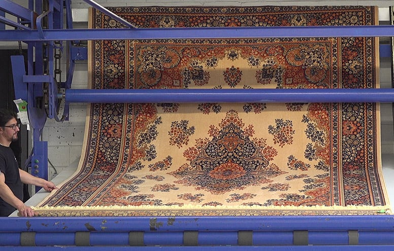 Rug Cleaning Services Woodbridge