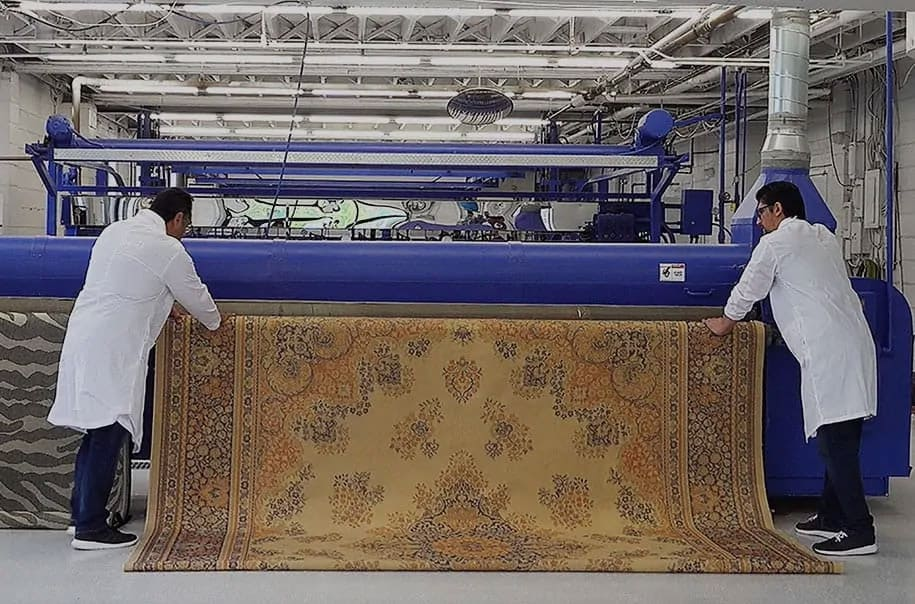 Rug Cleaning Vaughan Over a Century