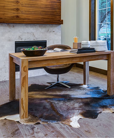 cowhide rug cleaning markham