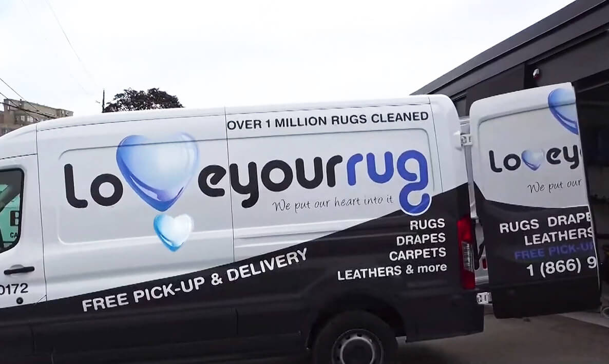 How does your Free pickup & delivery work?