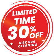 silk-rug-cleaning-badge